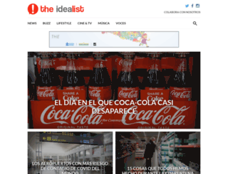 theidealist.es screenshot