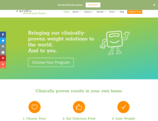 theidiet.com screenshot