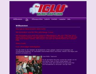 theiglu.ch screenshot