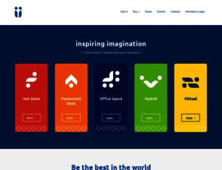 theii.com screenshot