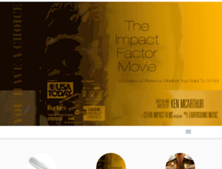 theimpactfactor.com screenshot