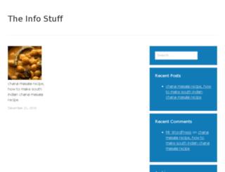 theinfostuff.com screenshot