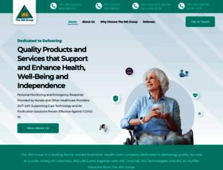 theinsgroup.com.au screenshot