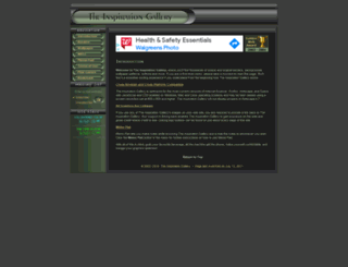 theinspirationgallery.com screenshot