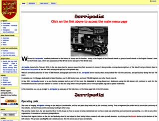 theislandwiki.org screenshot