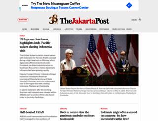 thejakartapost.com screenshot