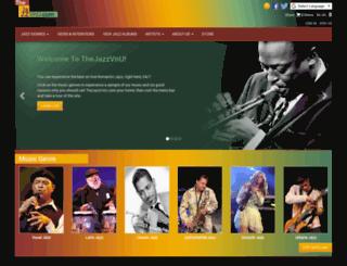 thejazzvnu.com screenshot