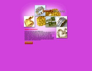 thejewelries.com screenshot