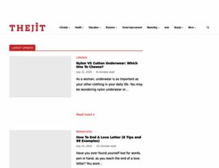 thejit.org screenshot