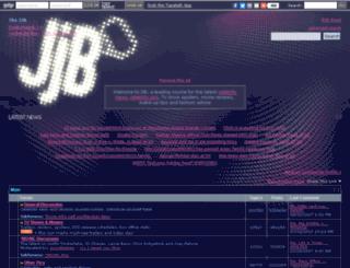 thejjb.com screenshot