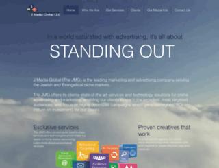 thejmg.com screenshot