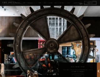 thejouledallas.com screenshot