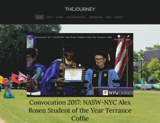 thejourney.info screenshot