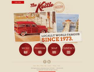 thekettle.net screenshot