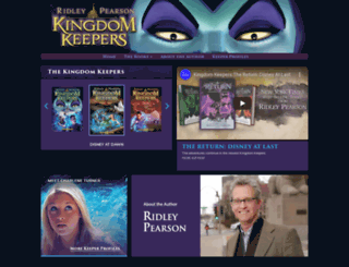 thekingdomkeepers.com screenshot