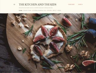 thekitchenandthekids.com screenshot