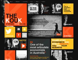 thekouk.com screenshot