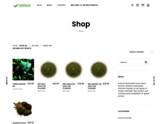 thekratomboss.com screenshot