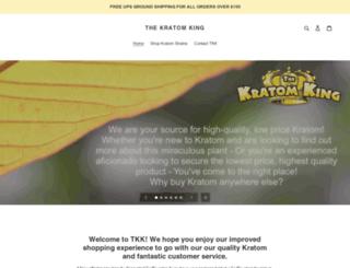 thekratomking.com screenshot