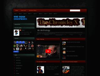 thekushchronicles.blogspot.com screenshot