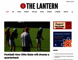 thelantern.com screenshot