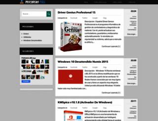 thelarios-desacargasfull.blogspot.com screenshot