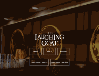 thelaughinggoat.com screenshot