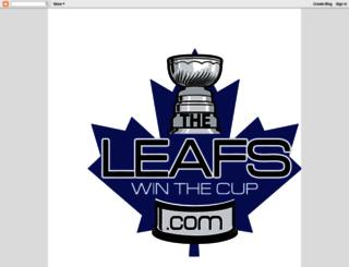 theleafswinthecup.com screenshot