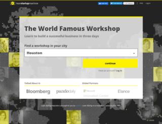 theleanstartupmachine.com screenshot
