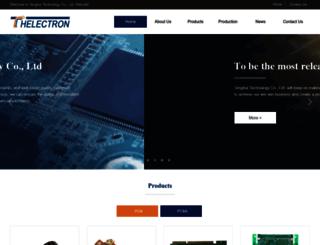 thelectron.com screenshot