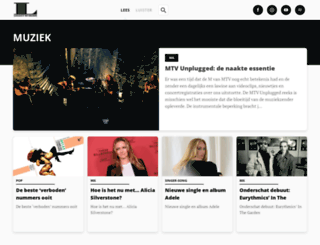 thelegacyofmusic.com screenshot
