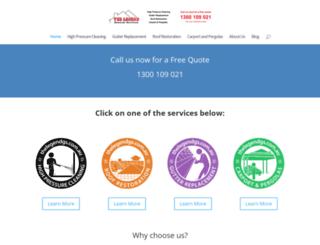 thelegendgs.com.au screenshot