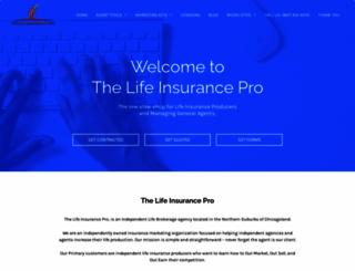 thelifepro.com screenshot