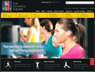 thelifestylesquare.com screenshot