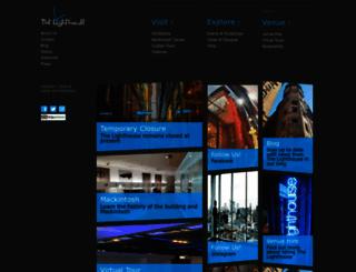 thelighthouse.co.uk screenshot