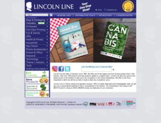 thelincolnline.com screenshot