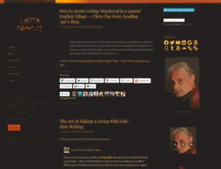 thelindenchronicles.com screenshot