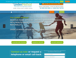 thelindenmethod.co.uk screenshot