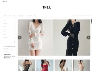 thelmall.com screenshot