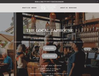 thelocal.com.au screenshot