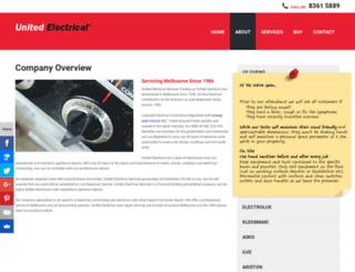 thelocalsparky.com.au screenshot