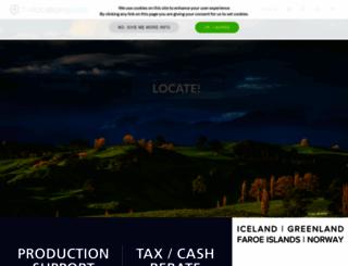 thelocationguide.com screenshot