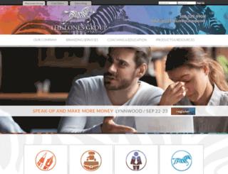 thelonesgroup.com screenshot