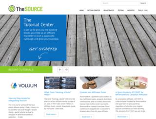 thelounge.revenuewire.com screenshot