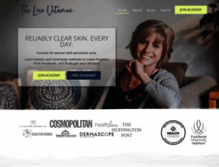 thelovevitamin.com screenshot