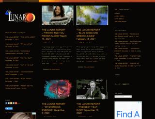 thelunarreport.com screenshot
