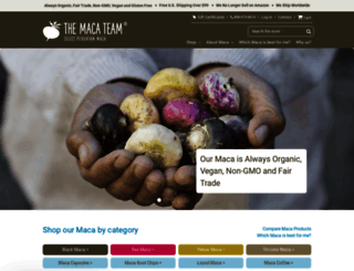 themacateam.com screenshot