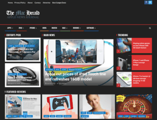 themacherald.com screenshot