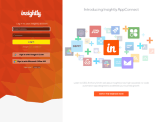 themag.insight.ly screenshot