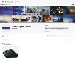 themagmagroup.com screenshot